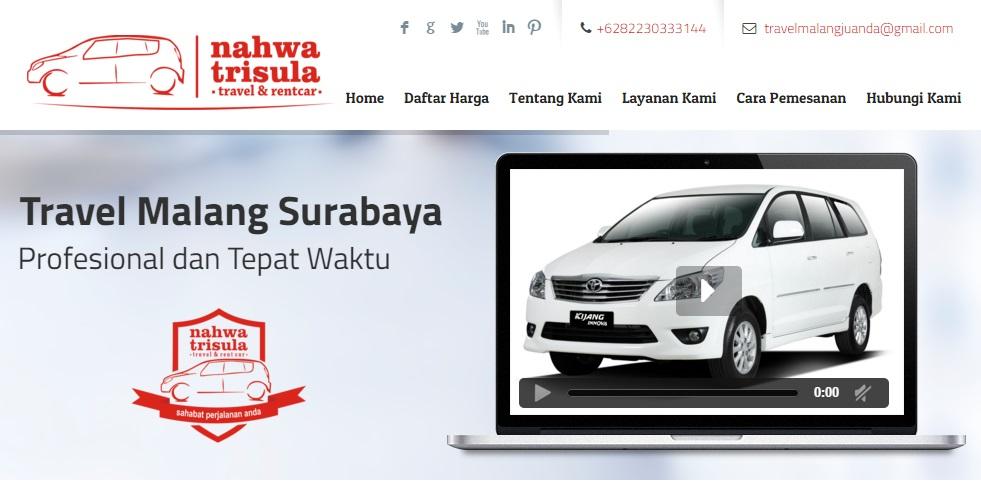 travel surabaya malangindo Jawa Timur